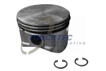 Piston, air compressor